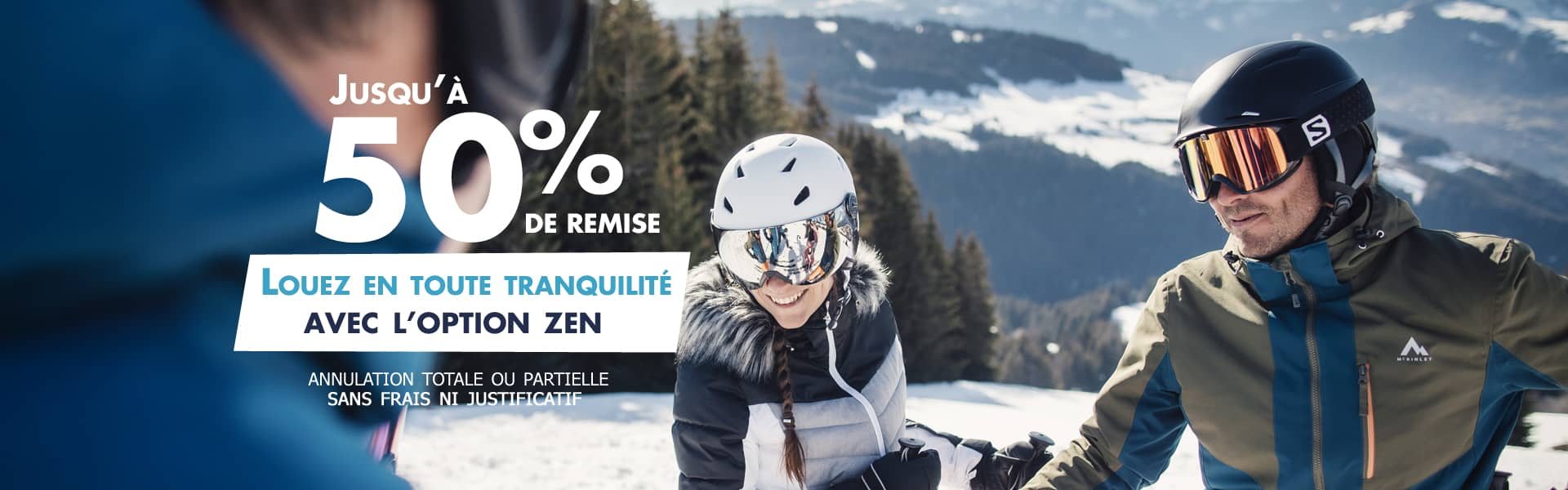 Location ski Intersport Pra Loup 1600